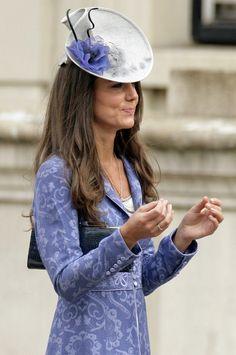 Dans le boudoir de Kate Middleton