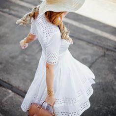 catherine malandrino dress | dash of darling