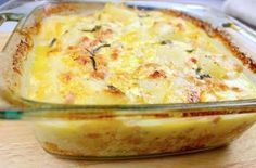 Deze ovenschotel met kipfilet en Boursin is supermakkelijk, voedzaam én lekker