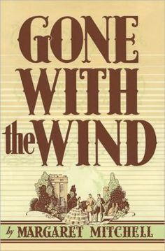 Gone With the Wind by Margaret Mitchell - she gets around in the book a LOT more in the book than the movie.loved the book :) What Is Reading, Reading Lists, Book Lists, Reading Books, Reading Aloud, Margaret Mitchell, Stieg Larsson, I Love Books, Great Books