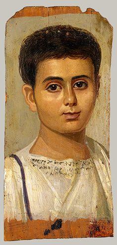 Portrait of a Boy [Egyptian] (18.9.2) | Heilbrunn Timeline of Art History | The Metropolitan Museum of Art
