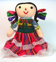 Muñeca mejicana