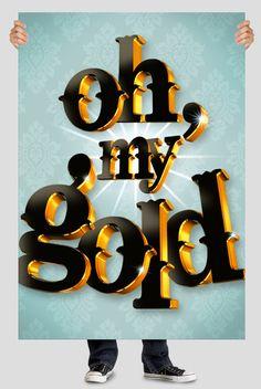 black-gold-poster.jpg (527×787)