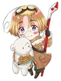 Photo of canada <3 for fans of Canada from Hetalia.