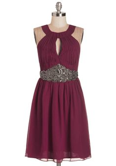 Love the ModCloth Poised for Joy Dress on Wantering.