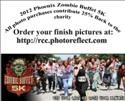 Photos from Zombie Buffet 5K Phoenix 10-2012 - Professionally Photographed by Rick's Custom Creations © 2012