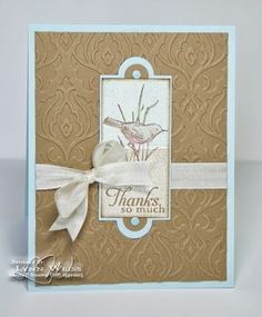 LW Designs: Simply Sketched Color-blocked Thanks by ivy