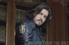#Musketeers 3 Athos has landed......