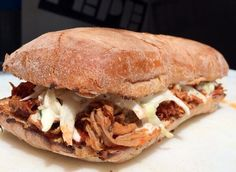 PEPE Food Truck - Pulled Pork Sandwich