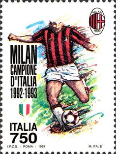 Italy Stamp 1993