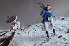 SOLAR STORM editorial for NOI.SE magazine UK on Behance