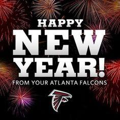 Happy New Year! - atlantafalcons's photo on Instagram