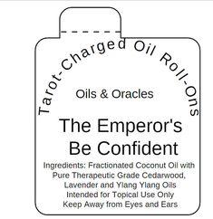 Be Confident Blend / Essential Oils / Pure by SacredSelfWellness