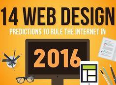 El uso de diferentes dispositivos para consultar internet ha obligado a la industria del diseño a adaptarse para simplificar la experiencia de usuario y las interfaces, incluso todo parece ser lo mismo. Sin embargo para 2016 podría cambiar el panorama.