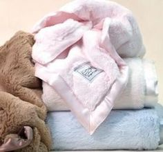 Little Giraffe blankets are simply the best! Irresistibly soft  snuggly it's a must have for your little one- Available at Little Luxe!