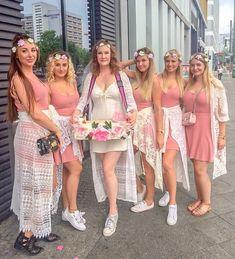 "Polubienia: 1,301, komentarze: 131 – ✖️ SΛMY ✖️ (@samyliebt) na Instagramie: ""06/06/2018 - UNFORGETTABLE. . my girls are better than yours 🌸🙏🏻 - Junggesellenabschied 🌸…"""