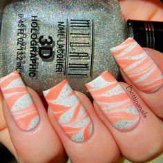 Instagram photo by bettinanails  #nail #nails #nailart