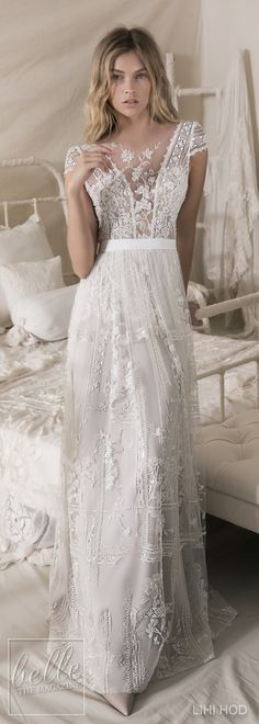 Wedding Dresses by Lihi Hod Fall 2018 Couture Bridal Collection