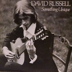 David Russell – Something Unique Label: Overture Records – OR 1001 Format: Vinyl, LP Country: Canada Released: 1979 Genre: Classical Music Composers, Music Songs, Music Guitar, Acoustic Guitar, Guitar Magazine, Classical Guitar, New Media, Classic Rock, David
