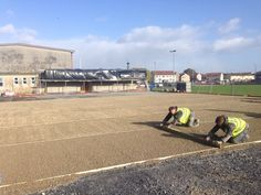 #SandFilledFacility - http://www.sportsandsafetysurfaces.co.uk/surface-types/sand-filled/dimensions/