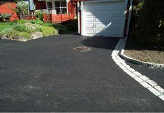 asfalt og belegningsstein - Google-søk Sidewalk, Side Walkway, Walkway, Walkways, Pavement
