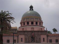 Courthouse in Tucson, AZ