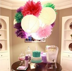Hit Sentiment, Paper Lanterns/Droplight Hood/Paper Chimney/Lighting/Party Decoration/Festival Decoration Ideas 30-in Festive & Party Supplies from Home & Garden on Aliexpress.com | Alibaba Group