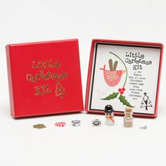 Little Christmas Kit from notonthehighstreet.com