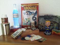 Fallout Probs / Nuka Cola Quantum Lampe
