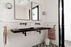 Gorski Residence by FJ Interior Design - b & w