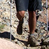 Tips for training for a long distance hike.