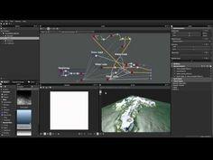 Allegorithmic Substance Designer 5 : Terrain maker Introduction - YouTube