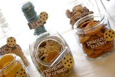 Milk and Cookies Party boy birthday party ideas www.spaceshipsandlaserbeams.com