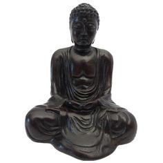 Japans Amithaba Boeddha beeldje 12 cm  Polystone Boeddha beeldje. Het beeldje in de vorm van de Japanse Boeddha Amithaba is ongeveer 9 x 12 cm groot. De boeddha symboliseert de wijsheid van onderscheidend bewustzijn en geheime taal.  EUR 7.95  Meer informatie