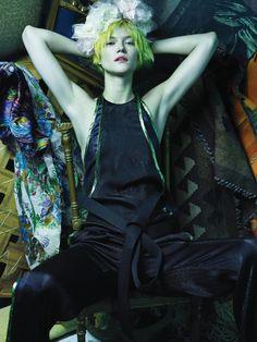 Kasia Struss by Rafael Stahelin for Vogue Korea February 2014
