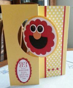 Elmo for Genevieve DIM 8 25 2013 by jdmeeks - Cards and Paper Crafts at Splitcoaststampers
