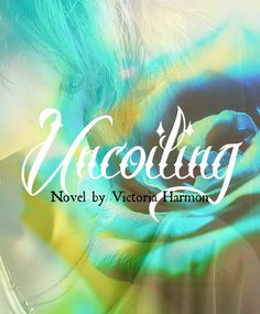 pretty cover i remade uncoiling's cover and i figured out a good pen name for myself
