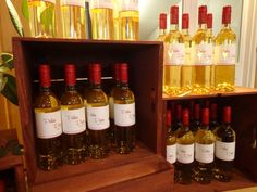 Our Pelee Pure (Organic Wine) Available only in our Kingsville location <3