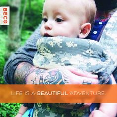 ce9551bc8bb Beco Gemini in Limited Edition Hero Print. Beco Baby Carrier · Beco Love