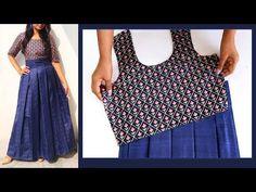 Designer Party Wear Long Gown Cutting and Stitching Sharara Designs, Kurta Designs Women, Kurti Designs Party Wear, Silk Dress Design, Dress Neck Designs, Blouse Designs, Box Pleated Dress, Long Gown Dress, The Dress