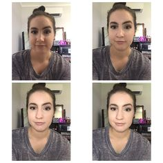Lighting is key to taking a great photo. I recently purchased a phone cause selfie light. This demonstrates the four stages. The first photo is just the poor quality natural light in my office. They other there's photos demonstrate the three stages of increasing the lighting.