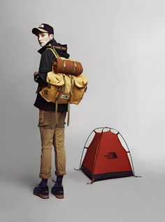 Matthew Hitt for the North Face AW12