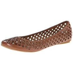 Kenneth Cole Reaction 2700 Womens Brown Perforated Round-Toe Shoes 8M BHFO #KennethColeReaction #LoafersMoccasins
