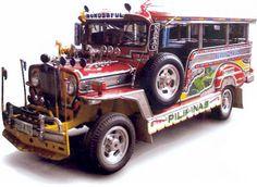 Manilla taxi !