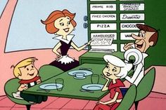 Jane Jetson's modern kitchen would be limiting for many of today's creative cooks and foodies