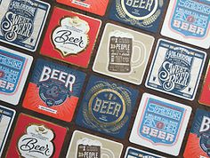 Beer Press: Design, Typography, Letterpress…and... | MOO HQ