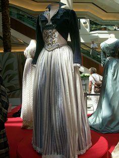 Natalie Portman costume from 'Goya's Ghosts'