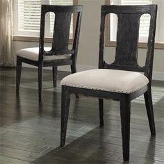 Bellagio Side Chair I Riverside Furniture