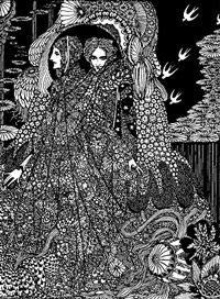 Harry Clarke Fairy Tales and folklore