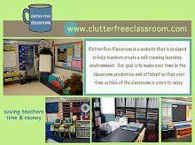 Create a Clutter-Free Classroom!